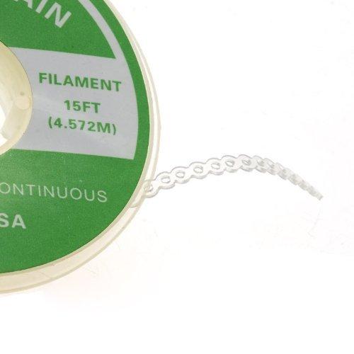 AZDENT® Dental Kieferorthopädische Power Elastische Kette - Kontinuierliche Größe