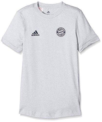 adidas Kinder FC Bayern München T-Shirt, Lgreyh, 164 Preisvergleich