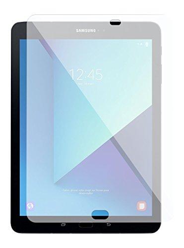 smartect Panzerglas Bildschirmschutzfolie für Samsung Galaxy Tab S2 9.7 (T813) aus gehärtetem Tempered Glass • Gorilla Glass mit Härtegrad 9h • 0,33mm Ultra-Dünn • Abger&ete Kanten (2.5D)