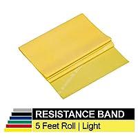 Thera-Band 20520 Egzersiz Bandı 1.5 Metre Hafif Sert Sarı