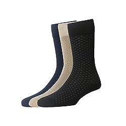 Van Heusen Mens Socks Pack of 3