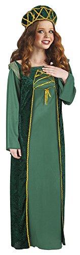Lady Of Kostüm Spain - Rubie 's-Kostüm Lady Marion, Größe S (s8319-s)