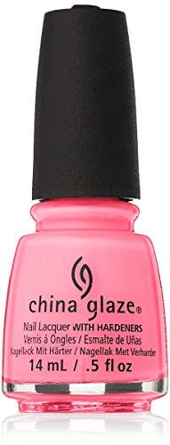 China Glaze Nail Lacquer Lite Brites Collection 14ml - Lip Smackin' Good 14ml