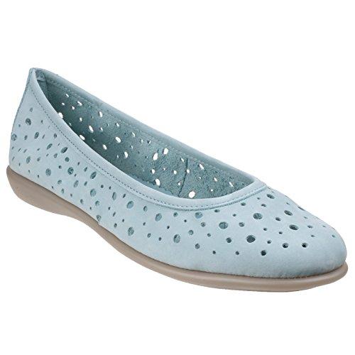 The Flexx New Passion - Chaussures dété aérées en cuir - Femme Ocre
