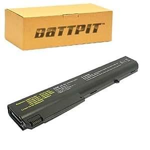 Battpit Batterie d'ordinateur Portable de Remplacement pour HP 8710p Notebook PC (4400 mah)