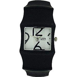 Eton 3024L – Reloj, Correa de Metal Color Negro