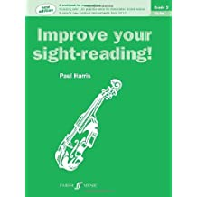 Improve your sight-reading! Violin Grade 2 (New Edition)