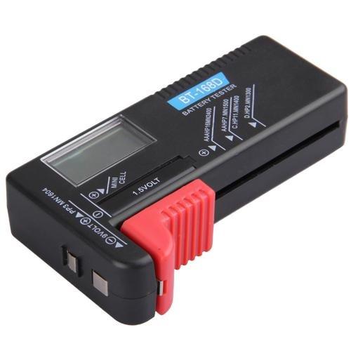 LCD Batterietester Universal Batterie Tester Akku-Tester Volt Pruefer Batteriepr¨¹fer fuer fuer 9V 1,5 V und AA AAA Batterien