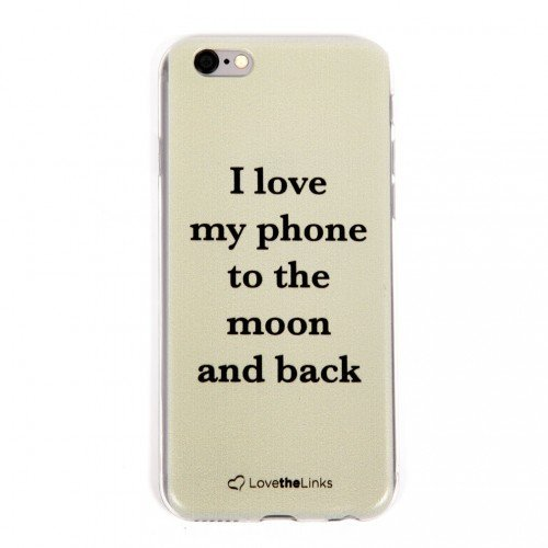 iPhone6 case-moon