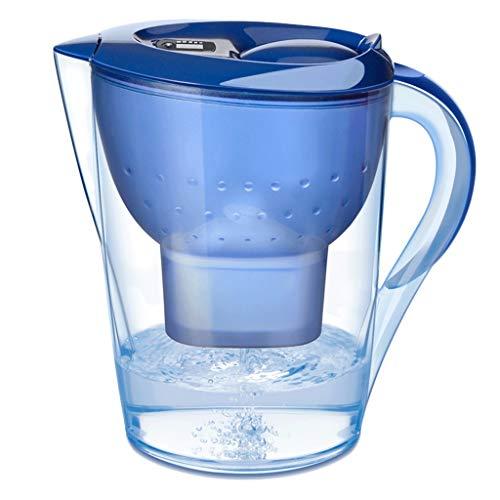 Bollitore filtro acqua brocca cucina rubinetto acqua domestico depuratore d'acqua acqua potabile filtro tazza d'acqua (color : 5 filter)