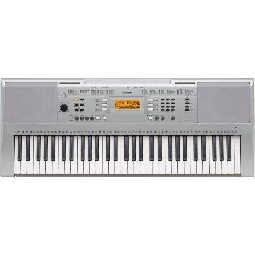 Yamaha SYPT340 Tastiera, 61 Tasti, Argento