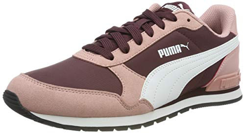 PUMA Unisex-Erwachsene St Runner V2 Nl Sneaker, Pink (Bridal Rose-Vineyard Wine-Puma White), 39 EU(6 UK)