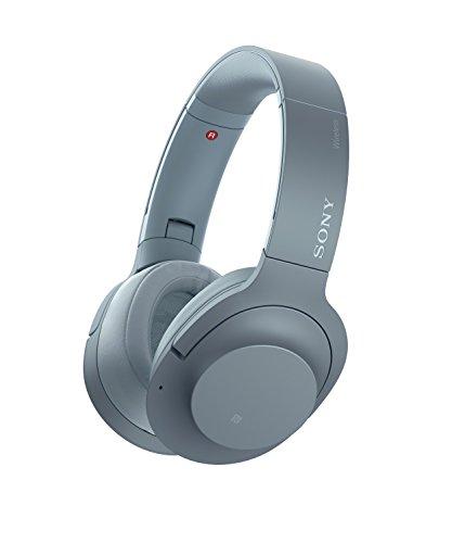 Sony WH-H900N High-Resolution Kopfhörer, Kabelloser, Noise Cancelling, blau - 3