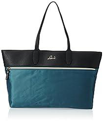 Lavie Women's Handbag (Navy Blue)
