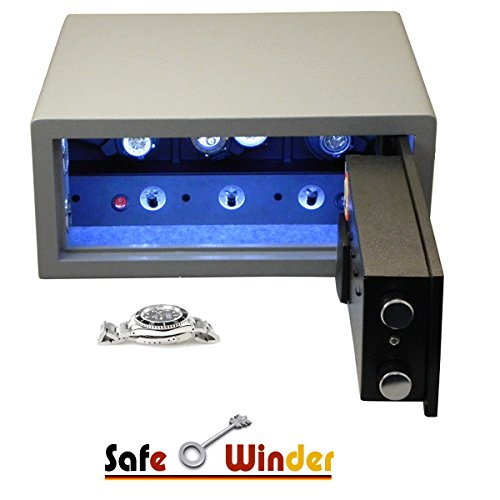 Safewinder Type 6 S Uhrenbeweger & Safe - 2