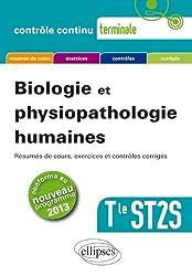 Biologie et Physiopathologie Humaines Terminale ST2S Nouveau Programme 2013