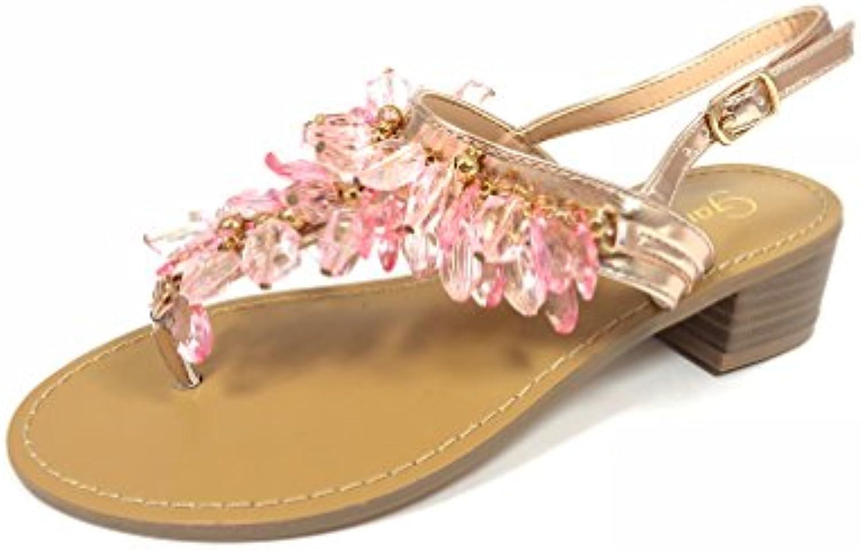 Birkenstock Womens Gizeh Leather Sandals - En línea Obtenga la mejor oferta barata de descuento más grande