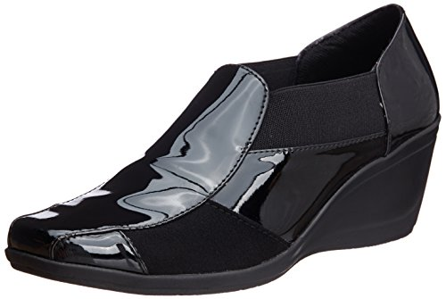 Catwalk Women's Black Formal Shoes - 8 UK (6654C)