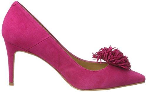Gardenia Copenhagen Gusta Clip, Chaussures Femme Rose À Talon (rose Ante)