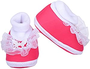 Little Swag Baby Girls Booties (3-15 months)