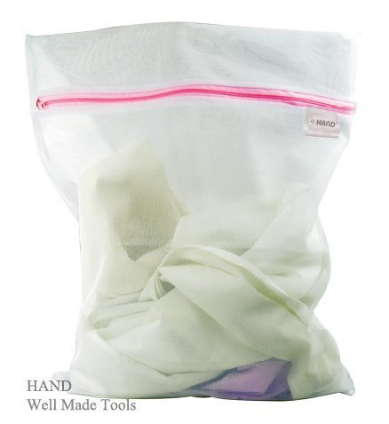 hand-r-dense-net-delicate-wash-laundry-washing-bags-30-x-40-cm-white-2-pieces-perfect-for-delicates-