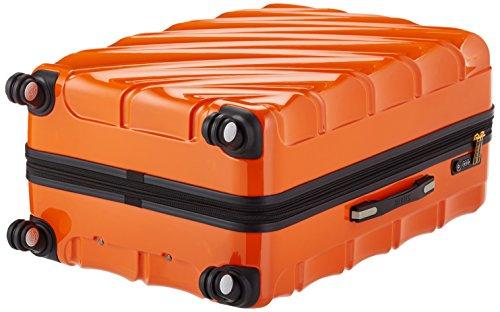 Shaik 7203073 Trolley Koffer, Gr.XL, orange -