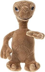 TETE E.T. 463152 - Figura de Peluche (15 cm), Color marrón
