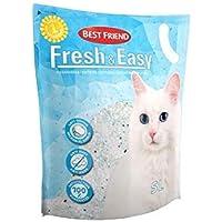 Petcrux Best Friend Fresh & Easy Silica Cat Litter 5L (Pack of 1-5 L)