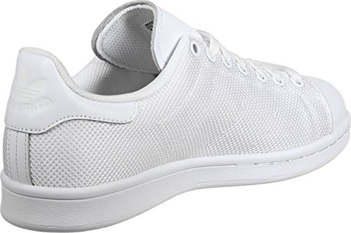 adidas Stan Smith, Baskets Mode Mixte Adulte Bianco (Ftwwht/Ftwwht/Ftwwht)