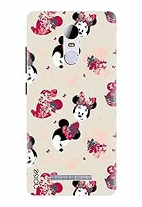 Noise Designer Phone Case / Cover for Xiaomi Redmi Note 3 / Mickey Mouse Design / Comics & Cartoons – Multicolor