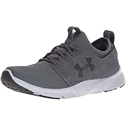 Under Armour UA Drift RN Mineral, Zapatillas de Running para Hombre, Gris (Stealth Gray), 40 EU