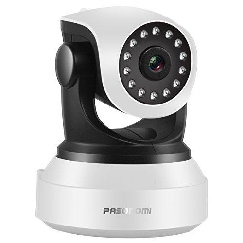 Pasonomi 720p HD Videosorveglianza CCTV Camera IP Telecamera con tecnologia