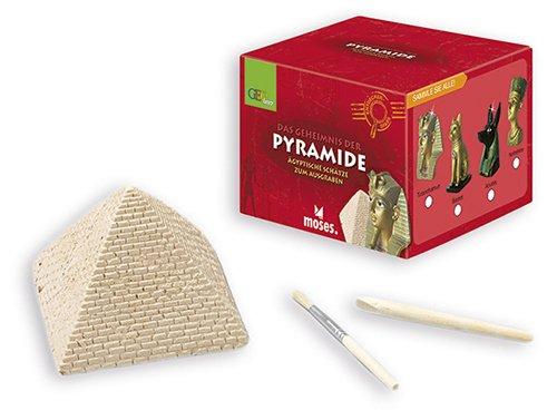 Preisvergleich Produktbild Moses. 60037 - GEOlino Das Geheimnis der Pyramide,  4-Fach Sortiert,  Motiv Nicht auswählbar