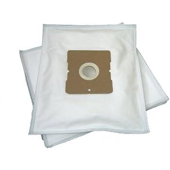 Dirt Devil Accessoires Kit de 5 Sacs + 1 Filtre pour Aspirateur Sac Popster M7012 Galileo M8000