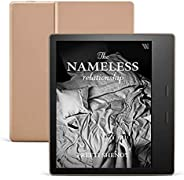 """All-New Kindle Oasis (10th Gen) - Now with adjustable warm light, 7"""" Display, 32 GB, WiFi (Champagne"""