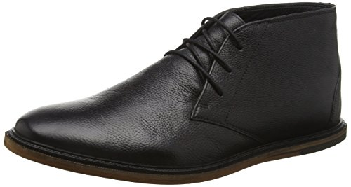 Frank WrightWalker - Stivaletti uomo , Nero (Nero (Black Leather)), 39.5