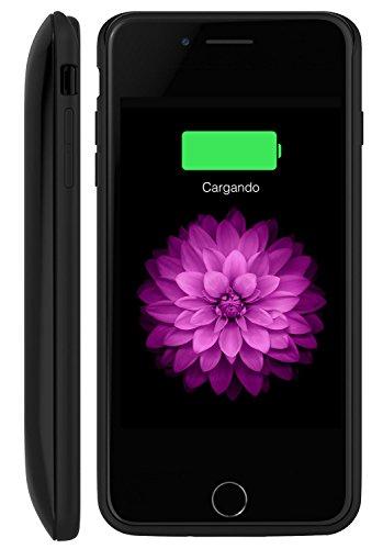 Cover con batteria integrata per iPhone 7 Plus da 3800mAh