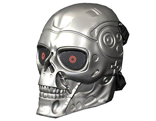 Máscara de calavera HTUK® para airsoft