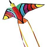 Invento 106522 - Tropical Bird Kinderdrachen Einleiner, Ab 5 Jahren, 75 x 150 cm Ripstop-Polyester 2-5 Beaufort