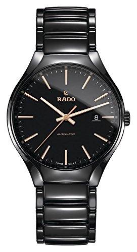 Rado Herren-Armbanduhr 40mm Armband Edelstahl Schweizer Automatik R27056162