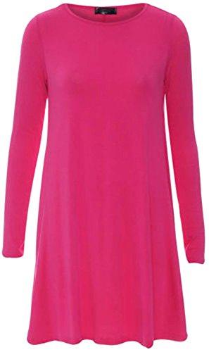 FASHION-FAIRIES-Womens-Tunic-Dress