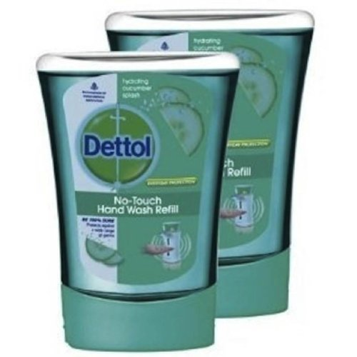 dettol-no-touch-hand-wash-refill-hydrating-cucumber-splash-250ml-pack-of-4