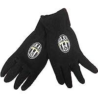 Perseo Trade Guanti Juve in Pile Abbigliamento Ufficiale Calcio Juventus PS 28459