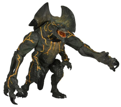 Neca Pacific Rim Serie 7,6cm Trespasser Ultra Deluxe Kaiju Action Figur (17,8cm Maßstab) (Pacific Spiel Rim-das)
