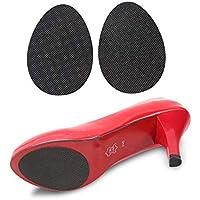 CAREOR 8 Paar Anti-Rutsch Schuh Griff Pads Selbstklebend High Heel Pads Gummi Sohle Displayschutzfolie preisvergleich bei billige-tabletten.eu