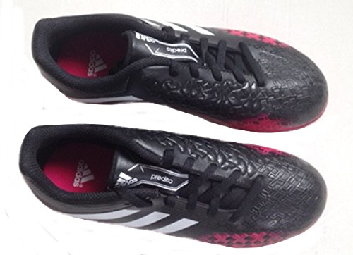 adidas - Predito Lz Trx Tf J-5, Scarpe da corsa Uomo Black