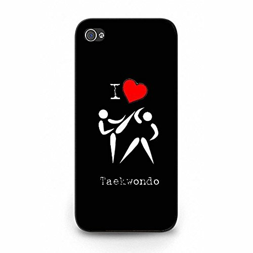 Taekwondo Iphone 5/5s Case Classical Cool Taekwondo Phone Case Cover for Iphone 5/5s Sport Taekwondo Unique Color131d