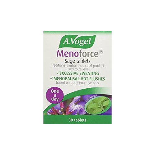 BIOFORCE Menoforce Sage Tablets 30, 100 g