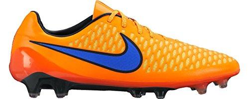Nike magista opus 130 fG blanc) Orange