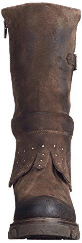 Manas Damen 172m6105ex Stivali Da Combattimento Braun (t.moro)